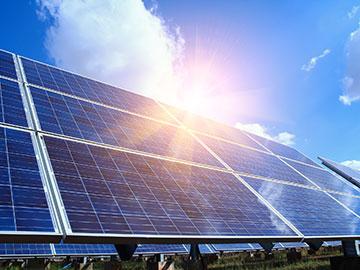 Solar Sterlin Plant