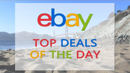 eBay Top Deals Of The Day