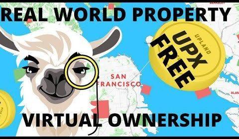 Upland Property Trading Game